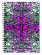 Trafficated Spiral Notebook