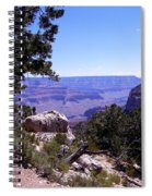 Trail To The Canyon Spiral Notebook