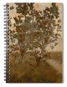 Trail To The Summer Beach Spiral Notebook