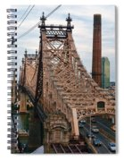 Tram View East Spiral Notebook
