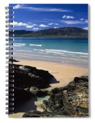 Tramore Strand And Loughros Mor Bay Spiral Notebook