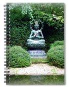 Tranquil Buddha Spiral Notebook