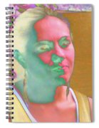 Transparency Personified Spiral Notebook