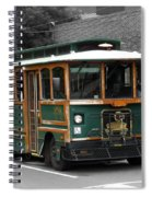 Transportation. Charlottesville Va Spiral Notebook