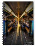 Travelling Light Spiral Notebook
