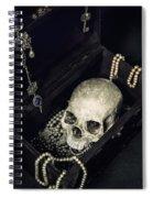 Treasure Chest Spiral Notebook