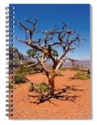Tree At Cedar Ridge Spiral Notebook