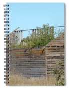 Tree Crib Spiral Notebook