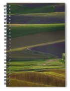 Tree In The Palouse Spiral Notebook