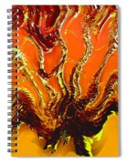 Tree Of Fragility Spiral Notebook