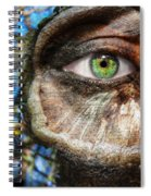 Tree Trunked Spiral Notebook