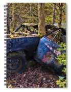 Trees Grow Here  Spiral Notebook