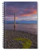 Trestle Creek Shore Spiral Notebook