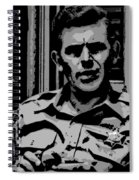 Tribute To Andy Spiral Notebook