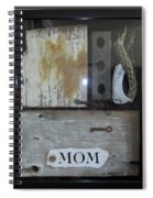 Tribute To Mom Spiral Notebook