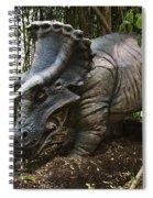 Triceratops Spiral Notebook
