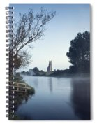 Trim Castle Along Banks Of The River Spiral Notebook