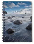 Trinidad Afternoon Spiral Notebook