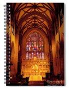 Trinity Church Spiral Notebook