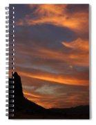 Trona Pinnacles 7 Spiral Notebook