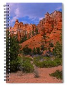 Tropic Canyon Spiral Notebook