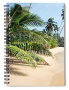 Tropical Island Spiral Notebook