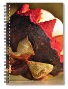 Tropical Mangosteen - The Medicinal Fruit Spiral Notebook