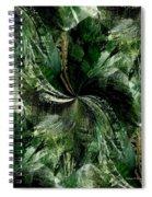 Tropical Rain Forest Spiral Notebook
