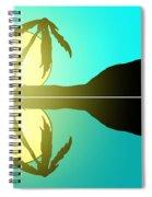 Tropical Sunrise Number 5 Spiral Notebook