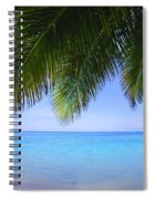 Tropical View Spiral Notebook