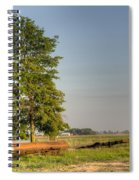 Truck And Tank 11 Spiral Notebook
