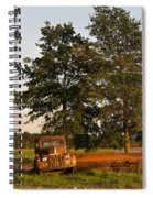 Truck And Tank 13 Spiral Notebook