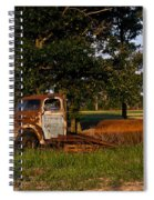 Truck And Tank 7 Spiral Notebook