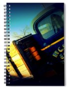 Truck On Route 66 Spiral Notebook