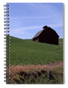 True Country Barn Spiral Notebook