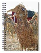 Truly A Scarecrow Spiral Notebook