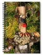Trunked Spiral Notebook