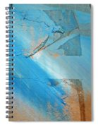 Tsunami Light Spiral Notebook