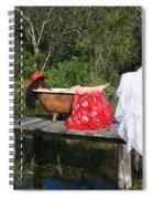 Tubs 013 Spiral Notebook