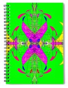 Tug Of War Spiral Notebook