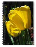 Tulip Named Big Smile Spiral Notebook