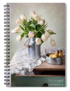 Tulips And Pears Spiral Notebook