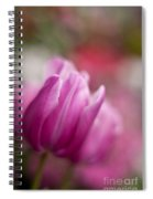 Tulips Impression Spiral Notebook