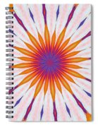 Tulips In The Sun Spiral Notebook