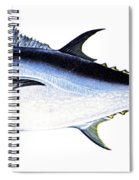 Tuna Spiral Notebook