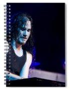 Tuomas Holopainen - Nightwish  Spiral Notebook