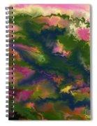 Turbulent Times Spiral Notebook