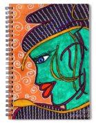 Turquoise Spiral Notebook