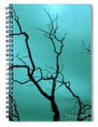 Turquoise Sky Spiral Notebook