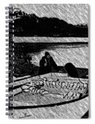 Turr Hunt Sketch Spiral Notebook